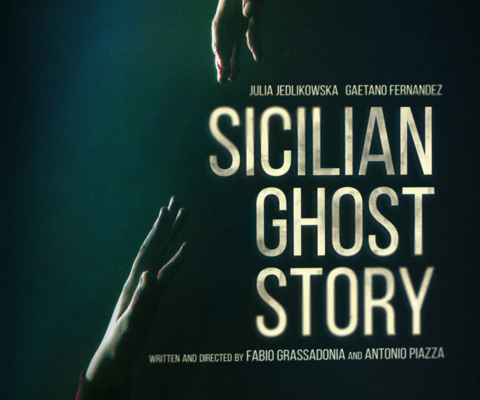 Sicilian Ghost Story - Directed by Fabio Grassadonia and Antonio Piazza - Official Poster