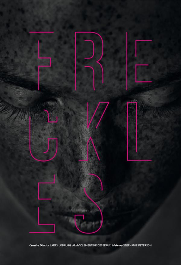 Freckles design by Francesco Sforza Kurhajec, photography by Sergio Kurhajec