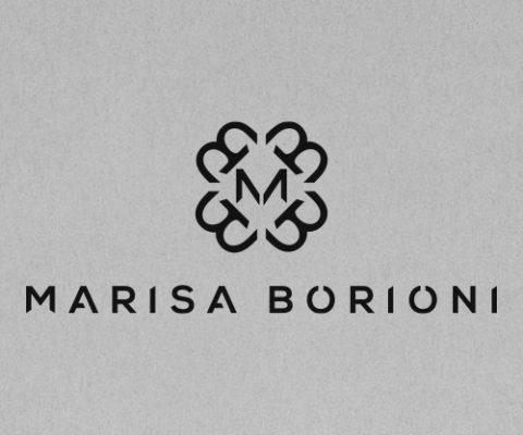 Marisa Borioni logo design
