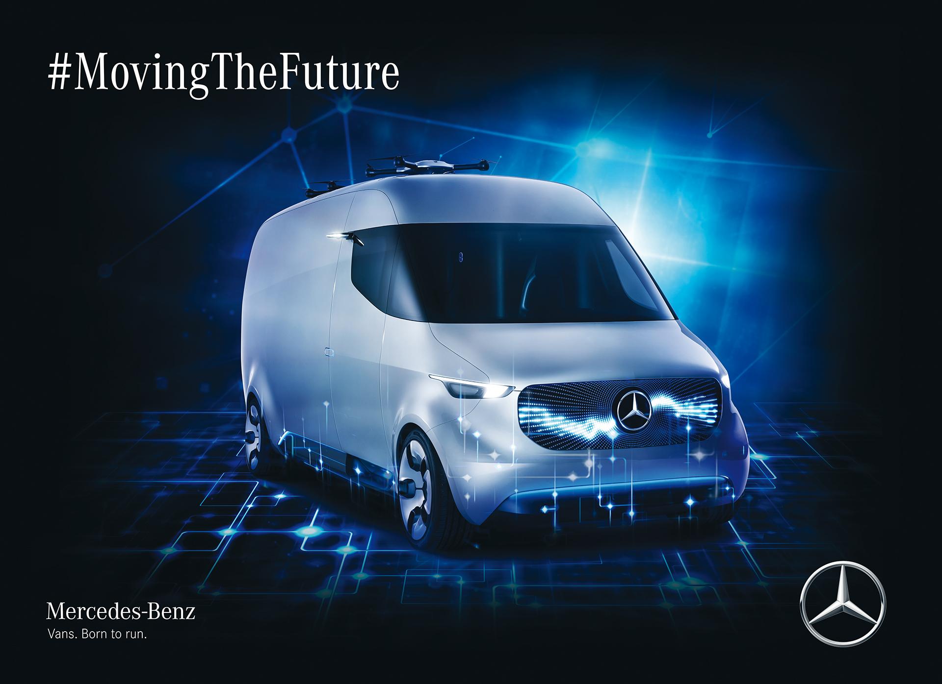 Moving The Future - Mercedes Benz Italia