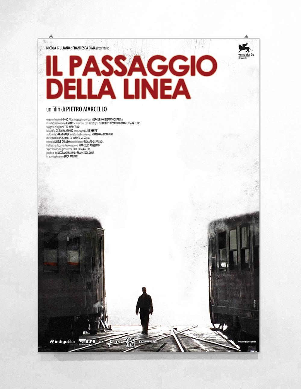 Il passaggio della linea regia Pietro Marcello