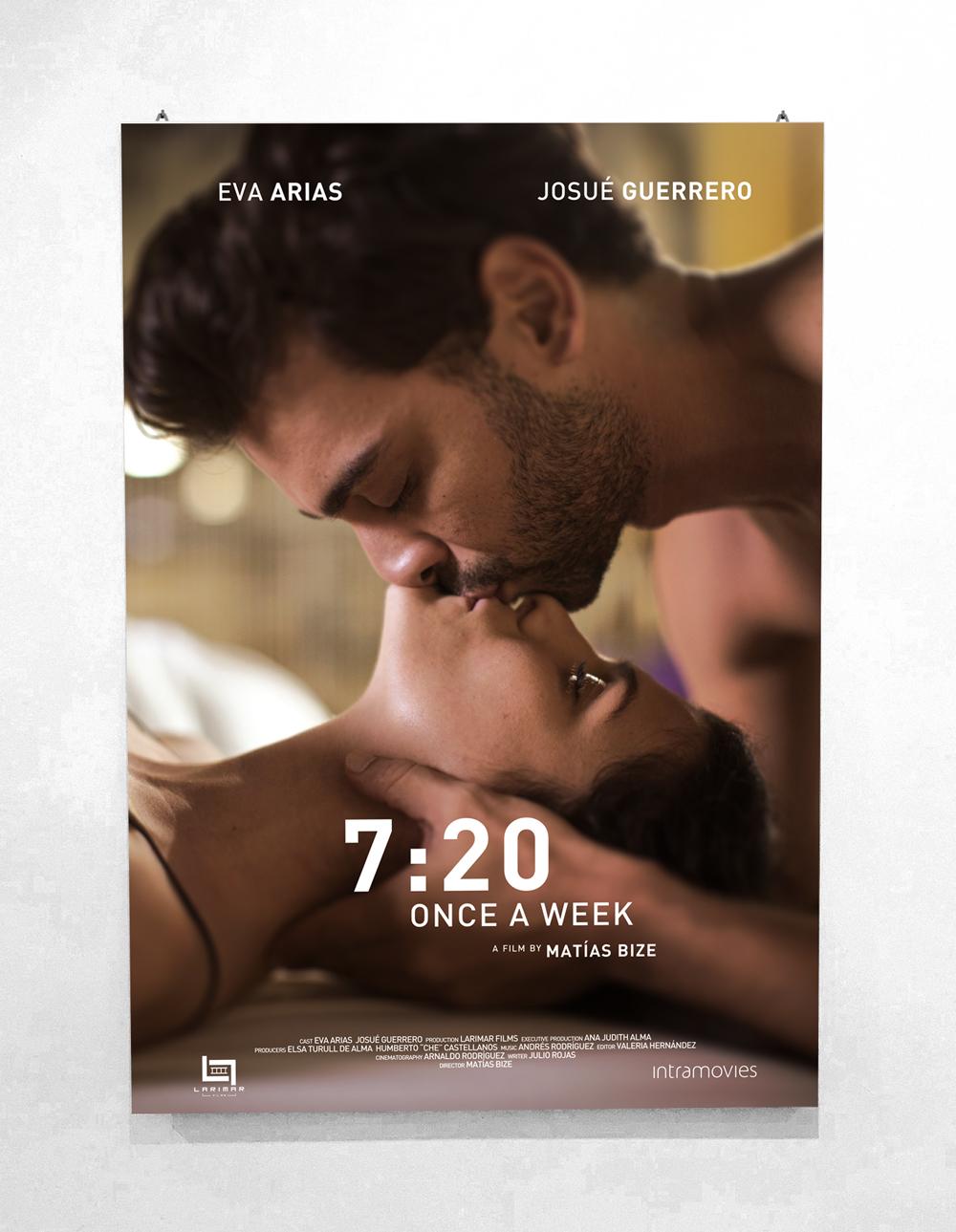 7:20 Once a week film di Matias Bize