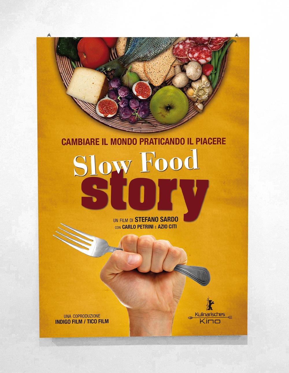 Slow Food Story un film di Stefano Sardo con Carlo Petrini