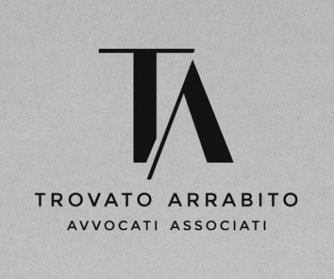 Studio legale Trovato Arrabito logo design