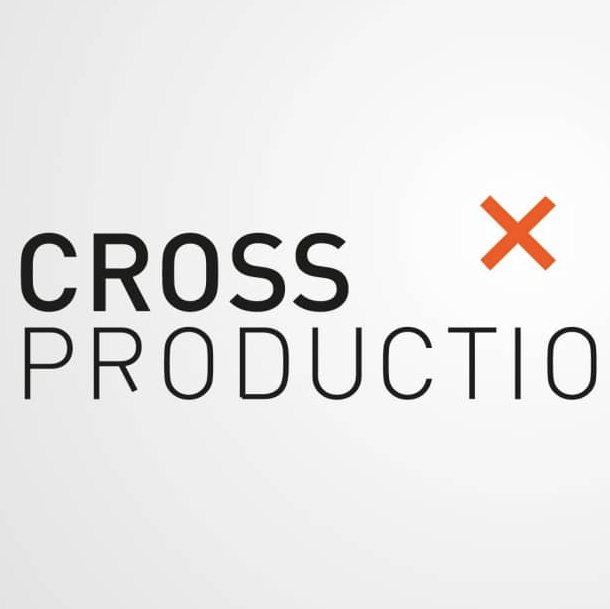 Cross Productions logo animation