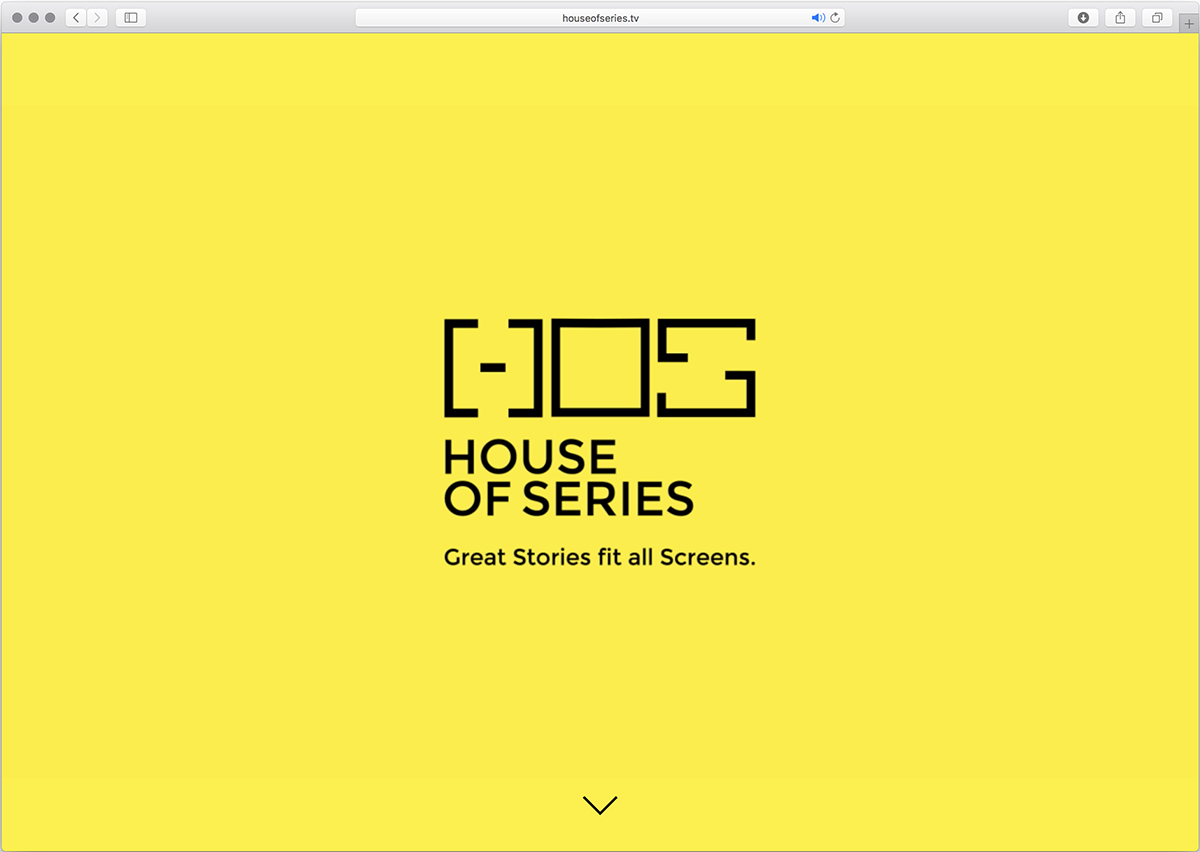 House of Series Website