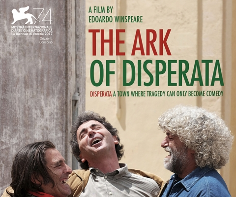 international poster ark of disperata