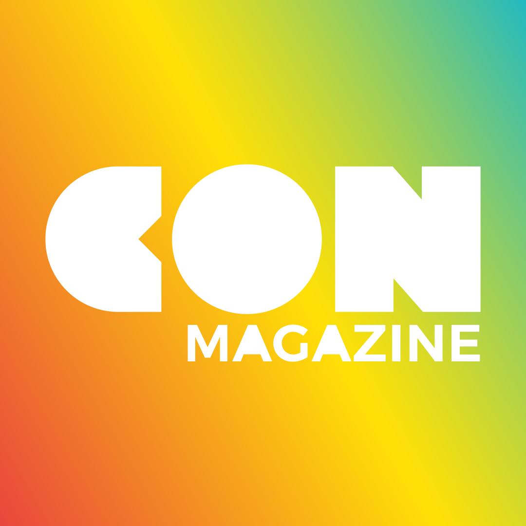 CON Magazine logo
