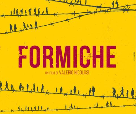 Poster Film Formiche di Valerio Nicolosi