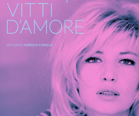 Poster Film Vitti d'arte, Vitti d'amore di Fabrizio Corallo